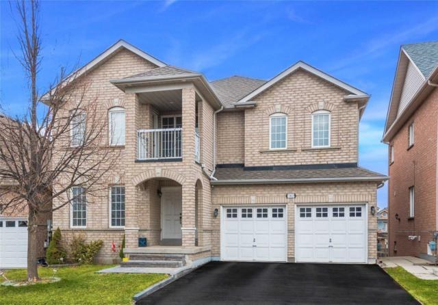 383 Spruce Grove Cres, Newmarket, ON L3X 2X3 (#N4482928) :: Jacky Man | Remax Ultimate Realty Inc.