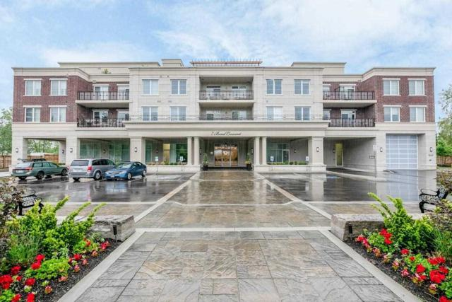 7 Bond Cres #415, Richmond Hill, ON L4E 3K2 (#N4486977) :: Jacky Man | Remax Ultimate Realty Inc.