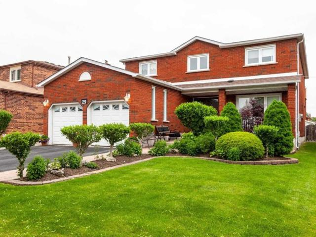 29 St Mark Dr, Vaughan, ON L6A 1H9 (#N4487497) :: Jacky Man | Remax Ultimate Realty Inc.