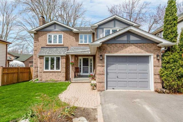 74 Sylvan Cres, Richmond Hill, ON L4E 3A5 (#N4487993) :: Jacky Man | Remax Ultimate Realty Inc.
