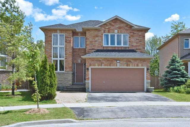 61 Bayswater Ave, Richmond Hill, ON L4E 4E6 (#N4488297) :: Jacky Man | Remax Ultimate Realty Inc.