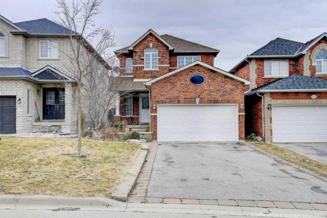 460 Greig Circ, Newmarket, ON L3Y 8S2 (#N4489014) :: Jacky Man | Remax Ultimate Realty Inc.