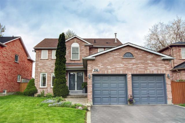 396 Traviss Dr, Newmarket, ON L3Y 7J7 (#N4489477) :: Jacky Man | Remax Ultimate Realty Inc.