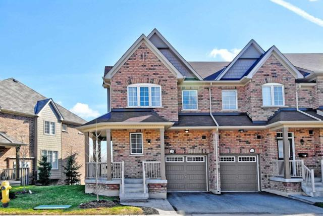 710 Wendy Culbert Cres, Newmarket, ON L3X 0A4 (#N4489511) :: Jacky Man | Remax Ultimate Realty Inc.