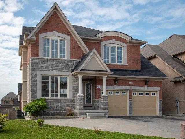180 Emma Broadbent Crt, Newmarket, ON L3X 3K9 (#N4489521) :: Jacky Man | Remax Ultimate Realty Inc.