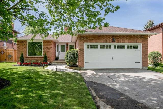 926 Janette St, Newmarket, ON L3Y 6W5 (#N4490228) :: Jacky Man | Remax Ultimate Realty Inc.