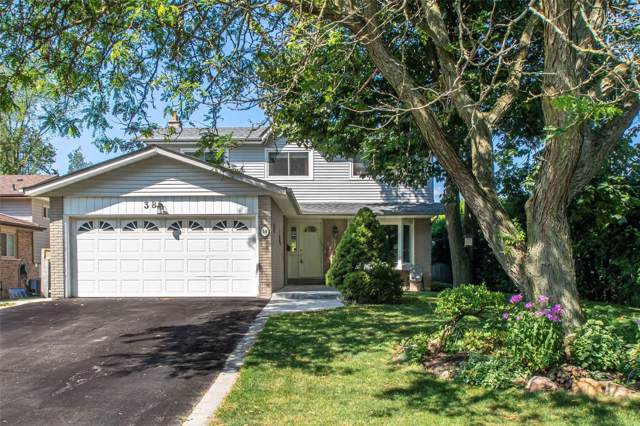 38 Sir Kay Dr, Markham, ON L3P 2Z2 (#N4547665) :: Jacky Man   Remax Ultimate Realty Inc.