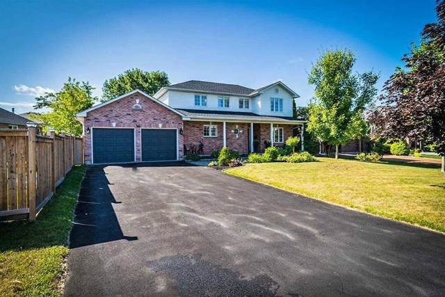 60 Royal Amber Cres, East Gwillimbury, ON L0G 1M0 (#N4551850) :: Jacky Man | Remax Ultimate Realty Inc.