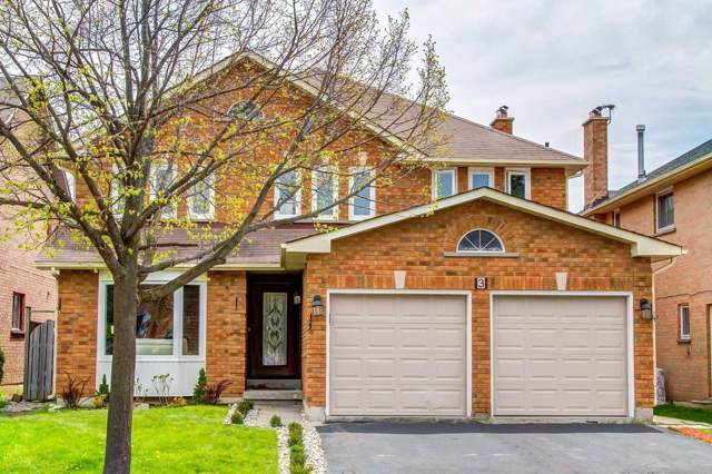 3 Brookwood Dr, Richmond Hill, ON L4S 1E8 (#N4555063) :: Jacky Man | Remax Ultimate Realty Inc.