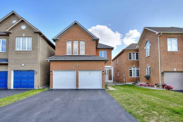 9 Champagne Crt, Richmond Hill, ON L4S 1X9 (#N4555628) :: Jacky Man | Remax Ultimate Realty Inc.