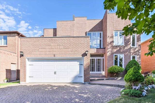 2 Jet Crt, Richmond Hill, ON L4B 2B4 (#N4555698) :: Jacky Man | Remax Ultimate Realty Inc.
