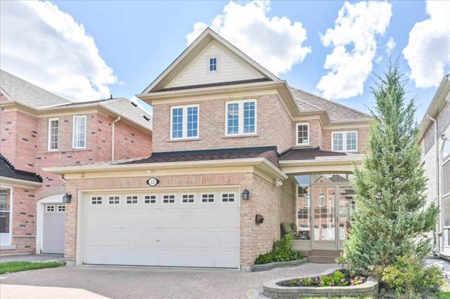 22 Kentley St, Markham, ON L6C 2K1 (#N4555833) :: Jacky Man | Remax Ultimate Realty Inc.