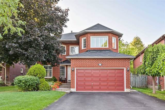 67 John Stiver Cres, Markham, ON L3R 9B6 (#N4555857) :: Jacky Man | Remax Ultimate Realty Inc.