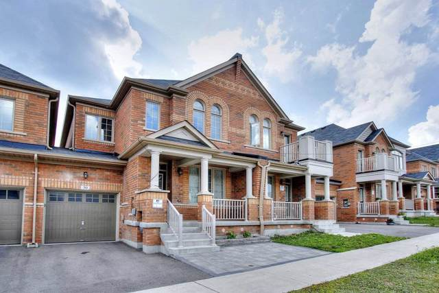 30 Harbord St, Markham, ON L6C 0X6 (#N4555860) :: Jacky Man | Remax Ultimate Realty Inc.