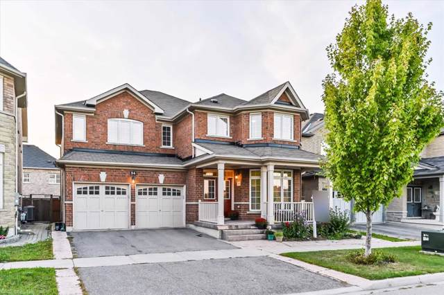 34 Arbour Dr, Markham, ON L6E 0H5 (#N4573384) :: Jacky Man | Remax Ultimate Realty Inc.