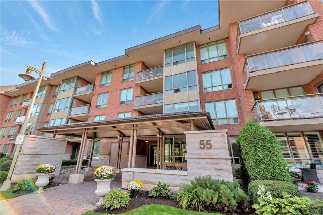 55 The Boardwalk Way #106, Markham, ON L6E 1B6 (#N4576740) :: Jacky Man | Remax Ultimate Realty Inc.
