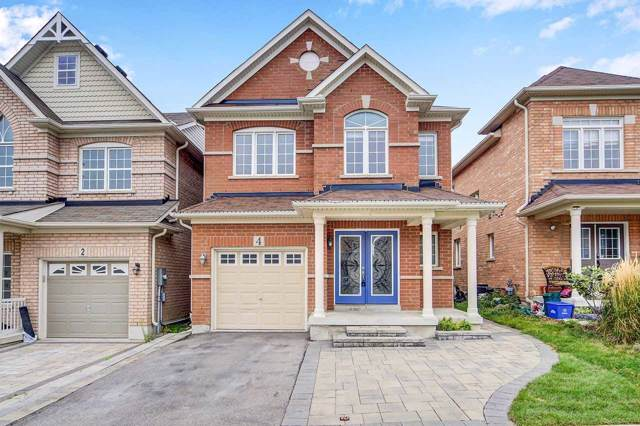 4 Herefordshire Cres, Newmarket, ON L9N 0B4 (#N4578550) :: Jacky Man | Remax Ultimate Realty Inc.
