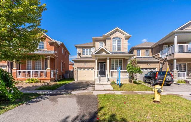 55 Gordon Weeden Rd, Markham, ON L6E 2G5 (#N4579156) :: Jacky Man | Remax Ultimate Realty Inc.