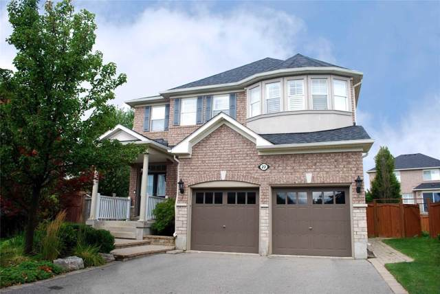 22 Pagoda Dr, Richmond Hill, ON L4E 4N4 (#N4579499) :: Jacky Man | Remax Ultimate Realty Inc.