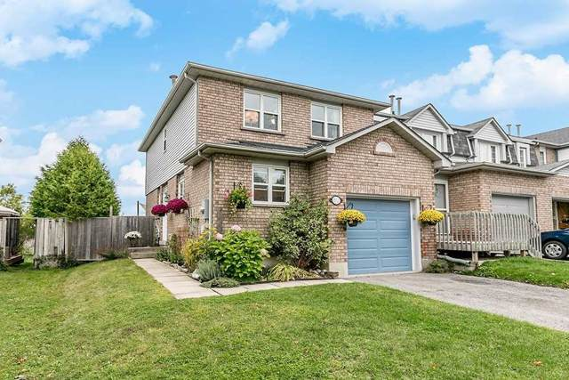 877 Clancey Cres, Newmarket, ON L3Y 8H2 (#N4581011) :: Jacky Man | Remax Ultimate Realty Inc.