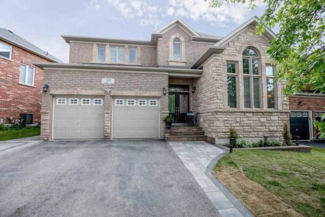 103 Mynden Way, Newmarket, ON L3X 3B7 (#N4581239) :: Jacky Man | Remax Ultimate Realty Inc.