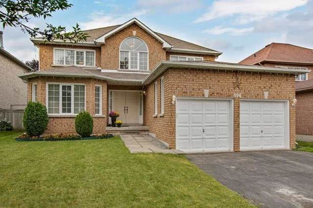 494 Lyman Blvd, Newmarket, ON L3X 1V8 (#N4581447) :: Jacky Man | Remax Ultimate Realty Inc.