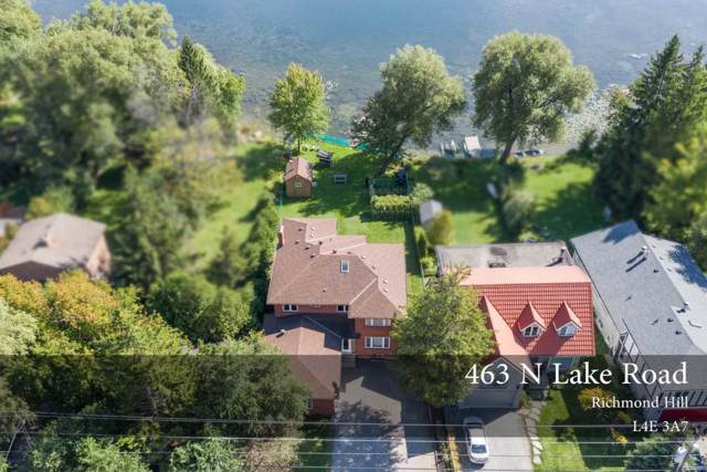 463 North Lake Rd, Richmond Hill, ON L4E 3A7 (#N4581557) :: Jacky Man | Remax Ultimate Realty Inc.