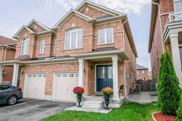 127 Four Seasons Cres, Newmarket, ON L9N 0C2 (#N4581714) :: Jacky Man | Remax Ultimate Realty Inc.
