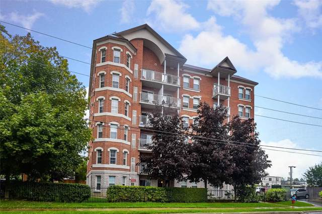 35 Hunt Ave #501, Richmond Hill, ON L4C 4H1 (#N4606128) :: Jacky Man | Remax Ultimate Realty Inc.