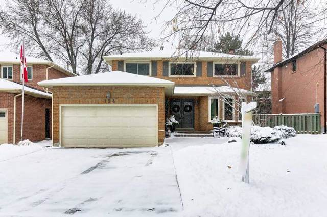 124 Tilman Circ, Markham, ON L3P 6A3 (#N4647227) :: Jacky Man | Remax Ultimate Realty Inc.
