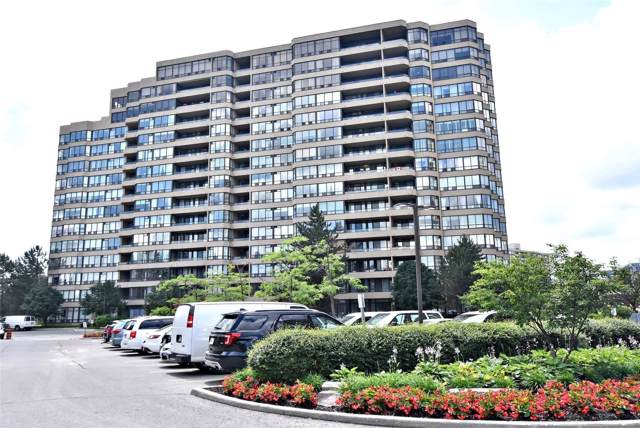 32 Clarissa Dr #822, Richmond Hill, ON L4C 9R7 (#N4649585) :: Jacky Man   Remax Ultimate Realty Inc.