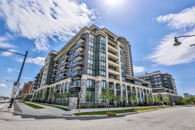 25 Water Walk Dr #516, Markham, ON L3P 1N3 (#N4649770) :: Jacky Man | Remax Ultimate Realty Inc.