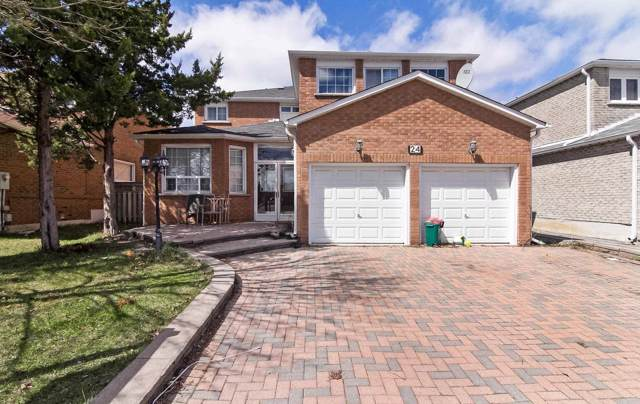 24 Coleraine Ave, Markham, ON L3S 2L7 (#N4671825) :: Jacky Man | Remax Ultimate Realty Inc.