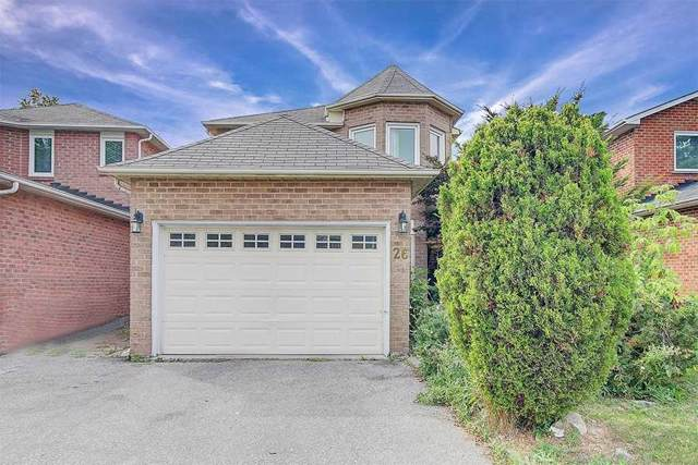 26 Marchwood Cres, Richmond Hill, ON L4C 8M7 (#N4672316) :: Jacky Man | Remax Ultimate Realty Inc.