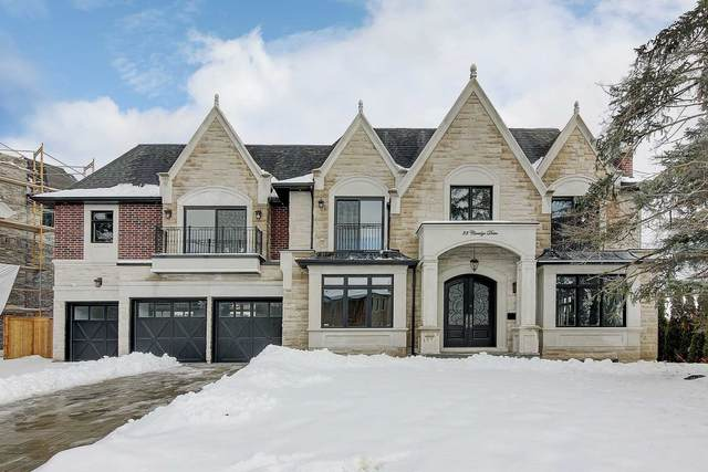 33 Claridge Dr, Richmond Hill, ON L4C 6G8 (#N4697647) :: Jacky Man | Remax Ultimate Realty Inc.