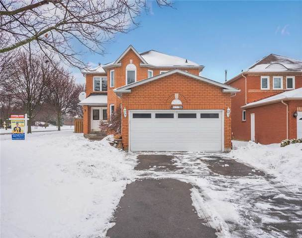 177 Summitcrest Dr, Richmond Hill, ON L4S 1G3 (#N4697742) :: Jacky Man | Remax Ultimate Realty Inc.
