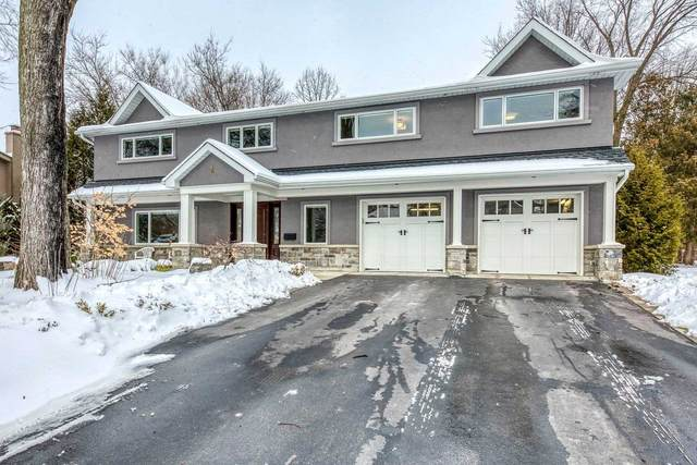 4 Gainsville Ave, Markham, ON L3R 1W6 (#N4705406) :: The Ramos Team