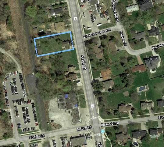 12750 Keele St, King, ON L7B 1H5 (#N4769400) :: Haji Ameen
