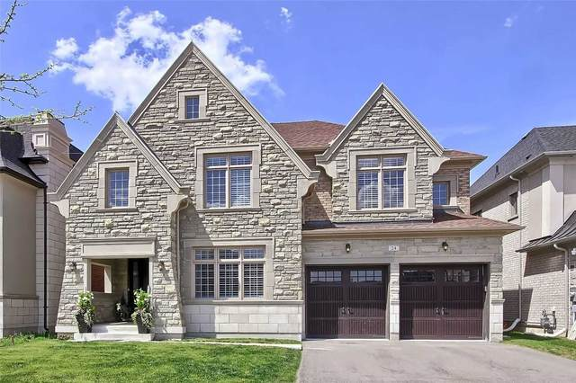 24 Lavendar Valley Rd, King, ON L7B 0B9 (#N4770864) :: Haji Ameen