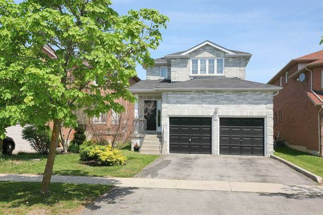 48 Painted Rock Dr, Richmond Hill, ON L4S 1R6 (#N4771450) :: Haji Ameen