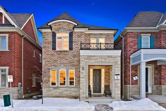 15 Calamint Lane, Richmond Hill, ON L4E 1C3 (#N4771467) :: Haji Ameen