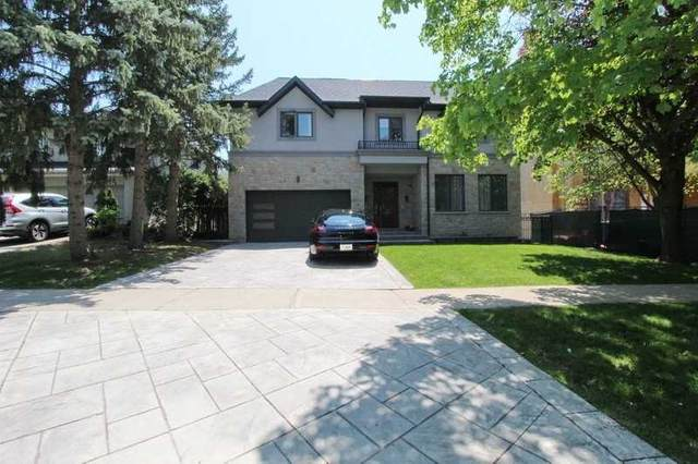 219 Bayview Fairways Dr, Markham, ON L3T 2Z1 (#N4780738) :: The Ramos Team