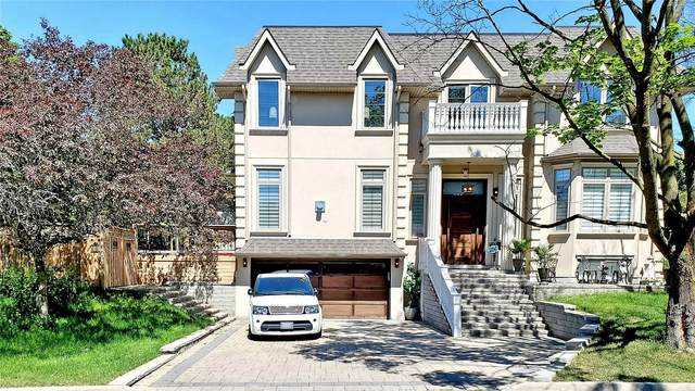 206 Bayview Fairways Dr, Markham, ON L3T 2Z2 (#N4797755) :: The Ramos Team