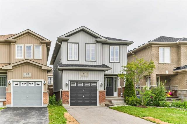 23 Carter St, Bradford West Gwillimbury, ON L3Z 0L2 (#N4805983) :: Haji Ameen