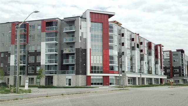 58 Adam Sellers St #312, Markham, ON L6B 1P5 (#N4817448) :: Haji Ameen