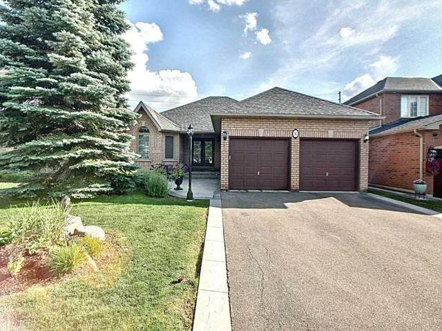 30 Gate House Crt, Vaughan, ON L4L 9A2 (#N4818156) :: Haji Ameen