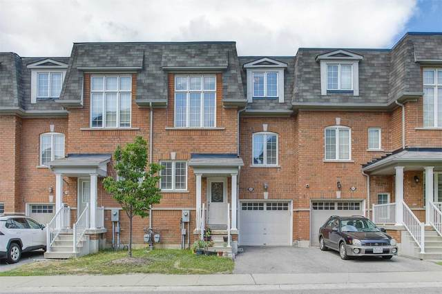 15 Old Colony Rd #66, Richmond Hill, ON L4E 4L5 (#N4818175) :: Haji Ameen