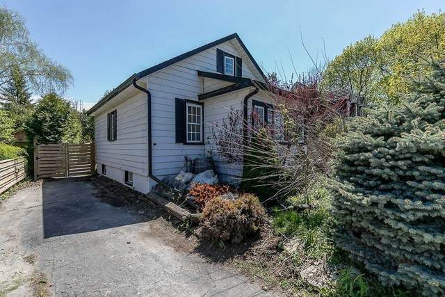 546 E Queen St, Newmarket, ON L3Y 2H5 (#N4858772) :: The Ramos Team
