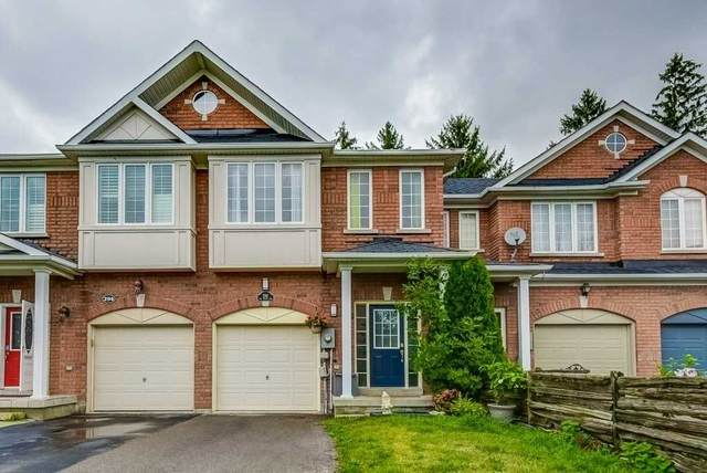 292 Tom Taylor Cres, Newmarket, ON L3X 3E8 (#N4859353) :: The Ramos Team