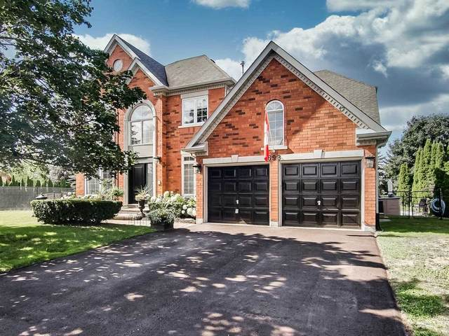 698 Kingsmere Ave, Newmarket, ON L3X 1L5 (#N4860236) :: The Ramos Team